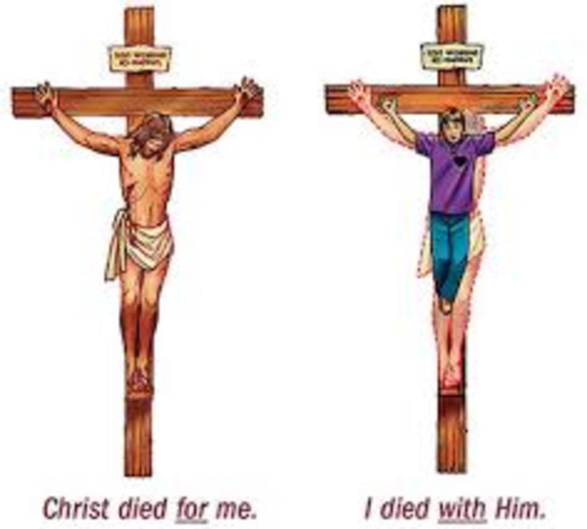 Identifying With Jesus