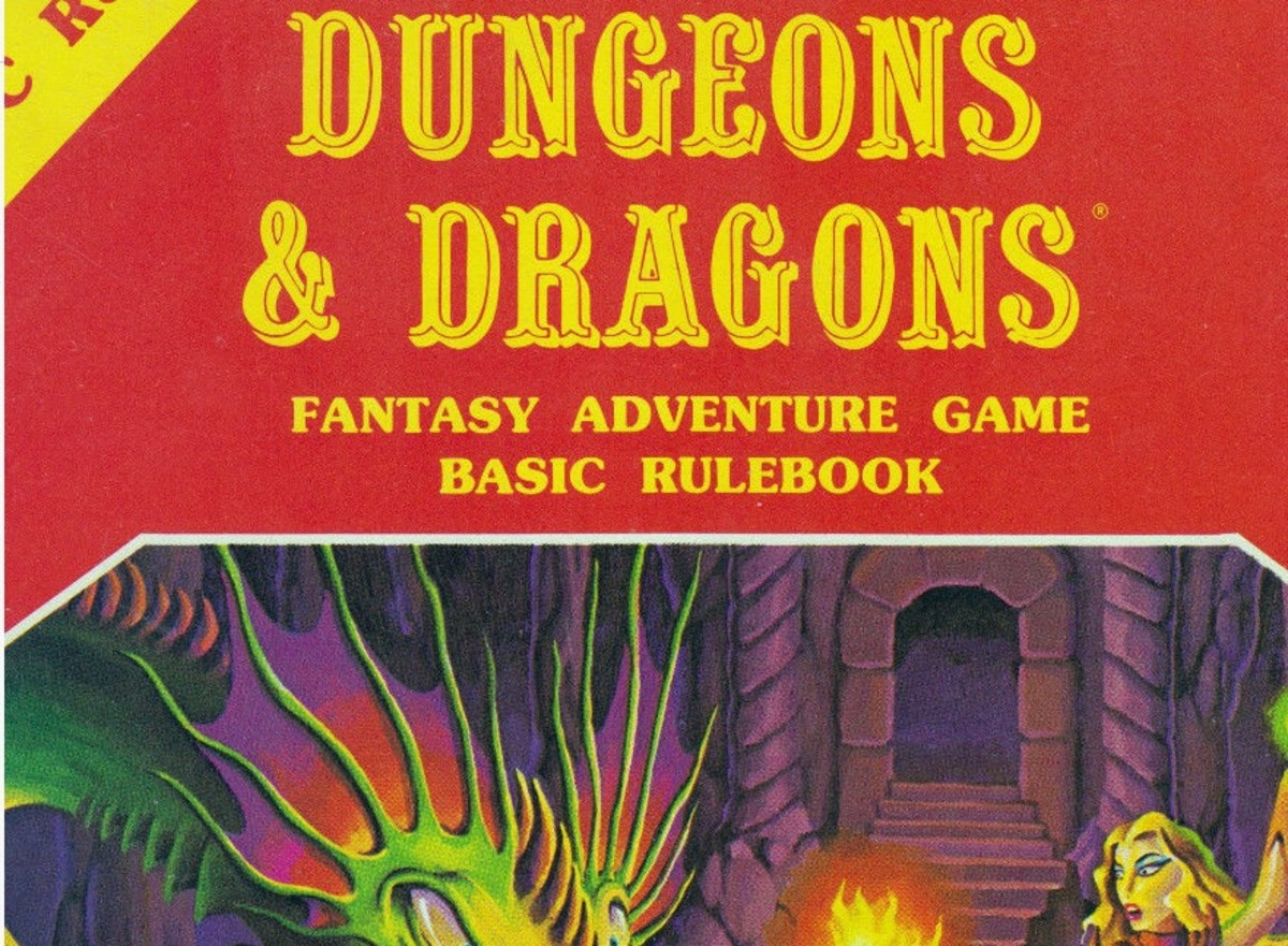 Dungeons and Dragons Rulebook on eBay