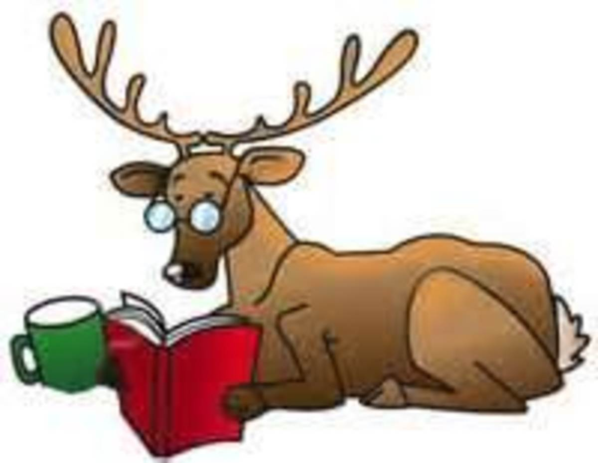 Read the fascinating facts about reindeer