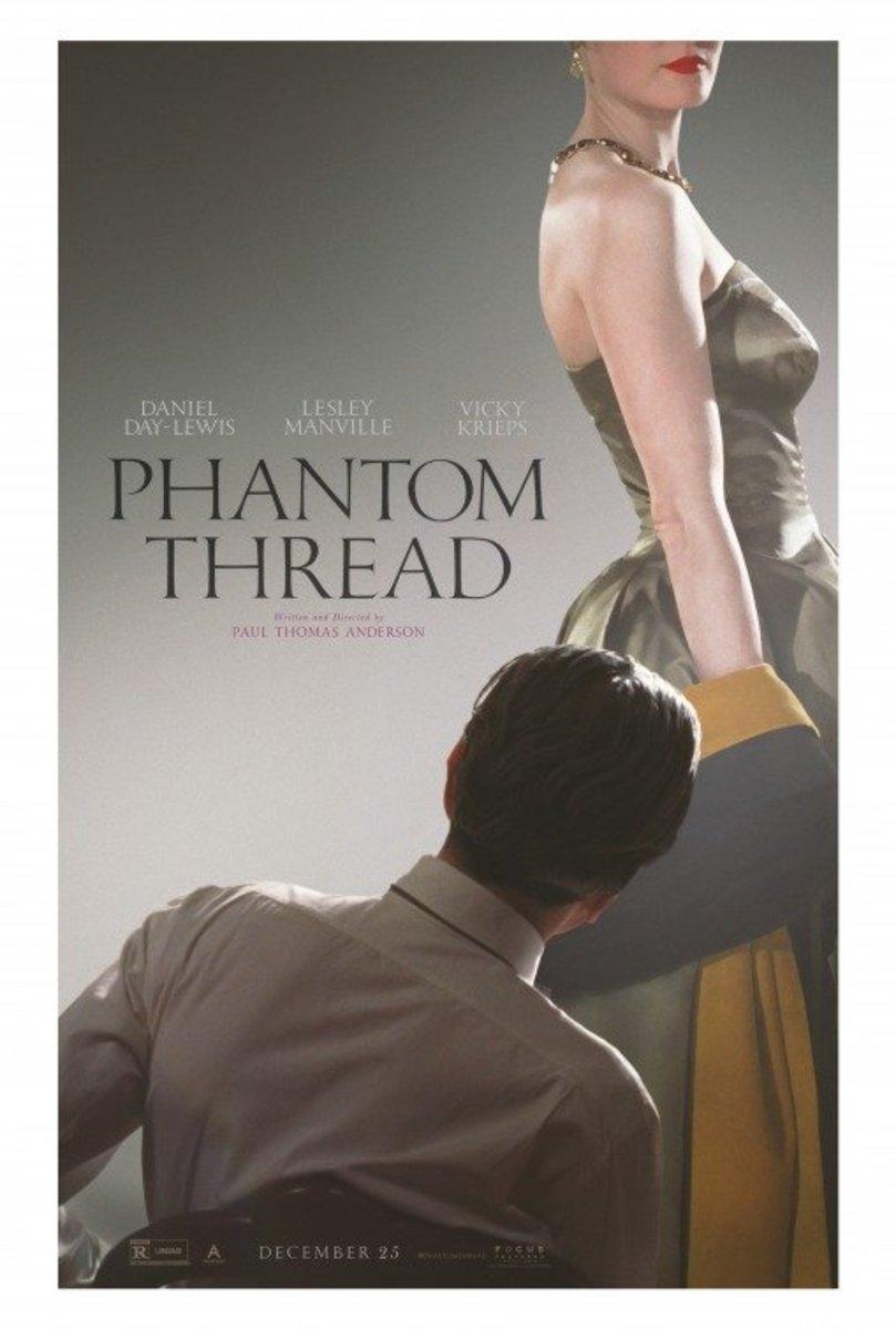So much thread. So few phantoms.