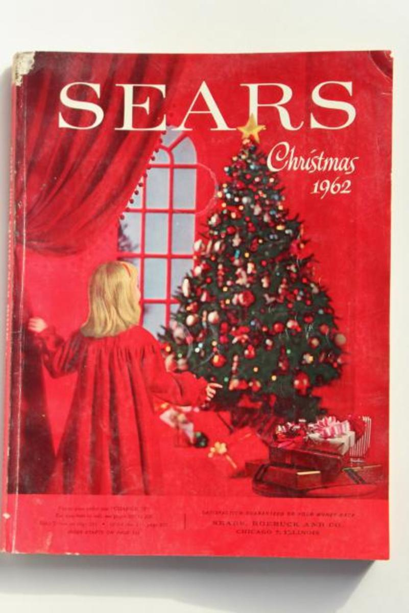 Who does not remember waiting for the Sears catalog and Wish Book to come. You could spend hours looking through the catalog.