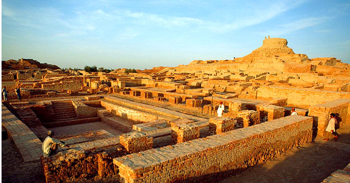 The Mohenjo Daro city