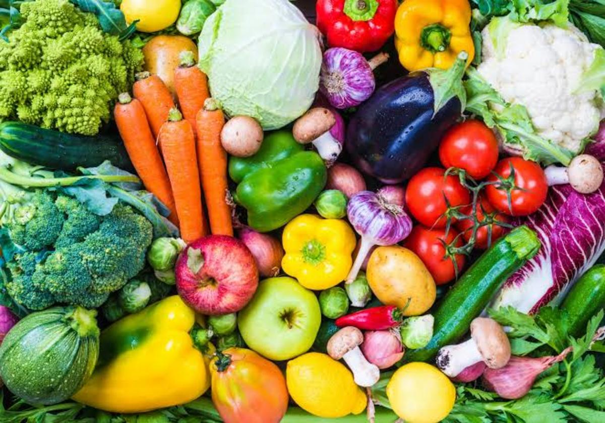 Consumption of Vegetables Prevents All Diseases.