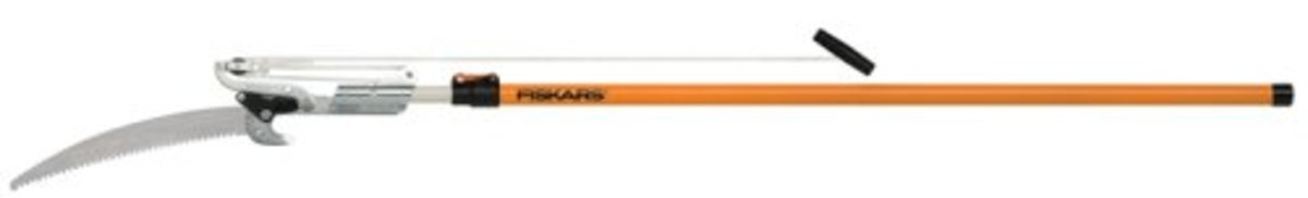 Fiskars 14 Foot Power-Lever Tree Pruner (93016059J)