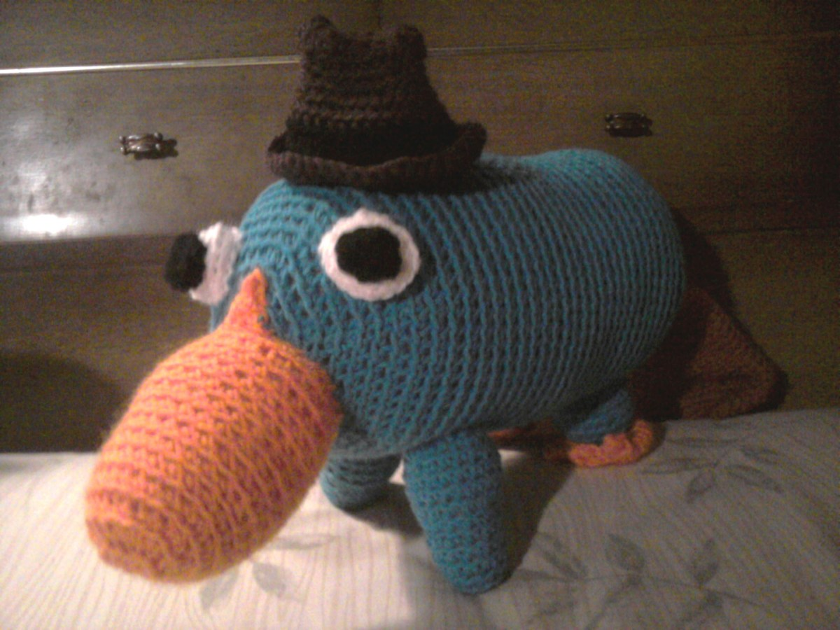 How To Crochet A Toy Detective Hat Free Pattern Hubpages