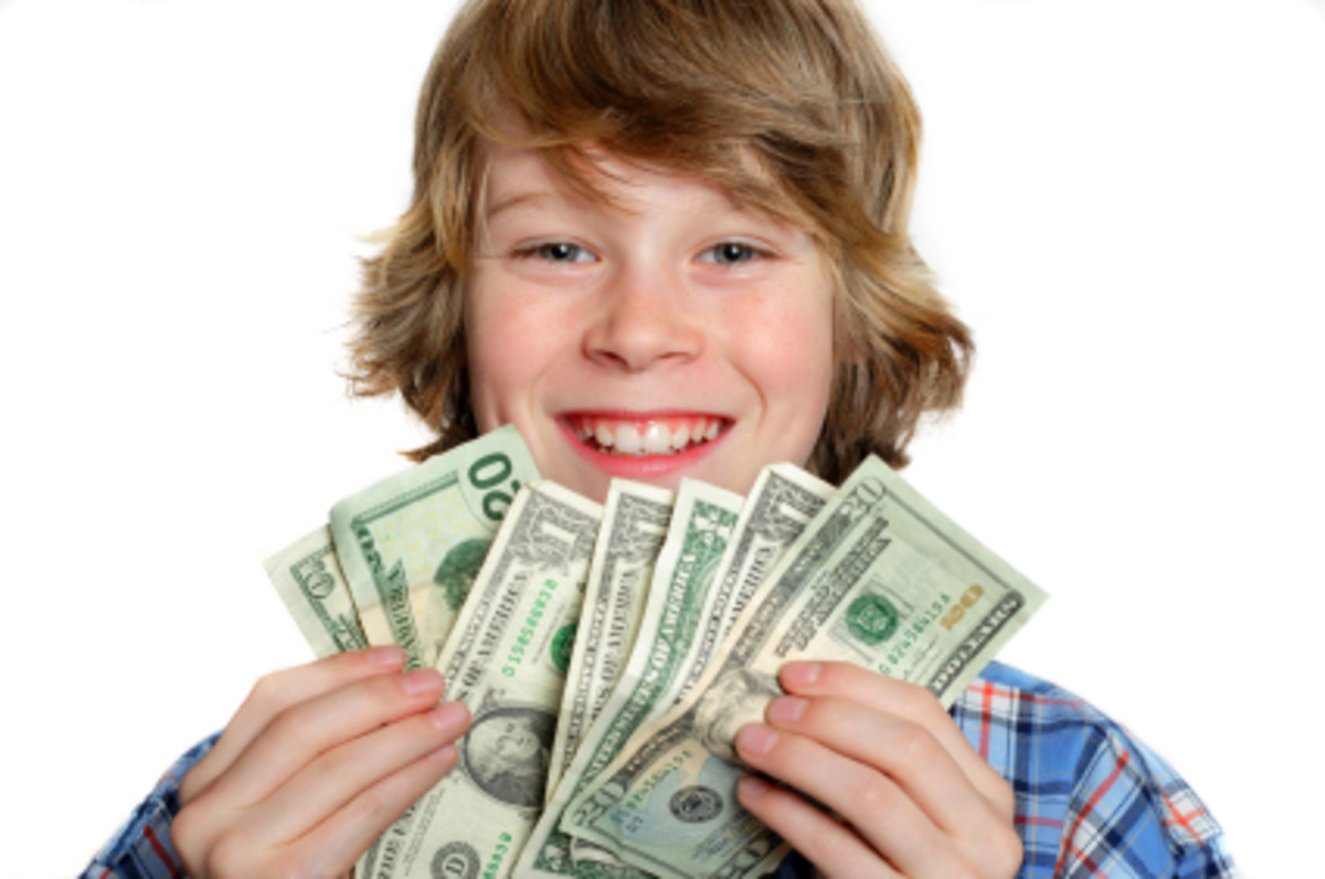Ways For Kids To Earn Money