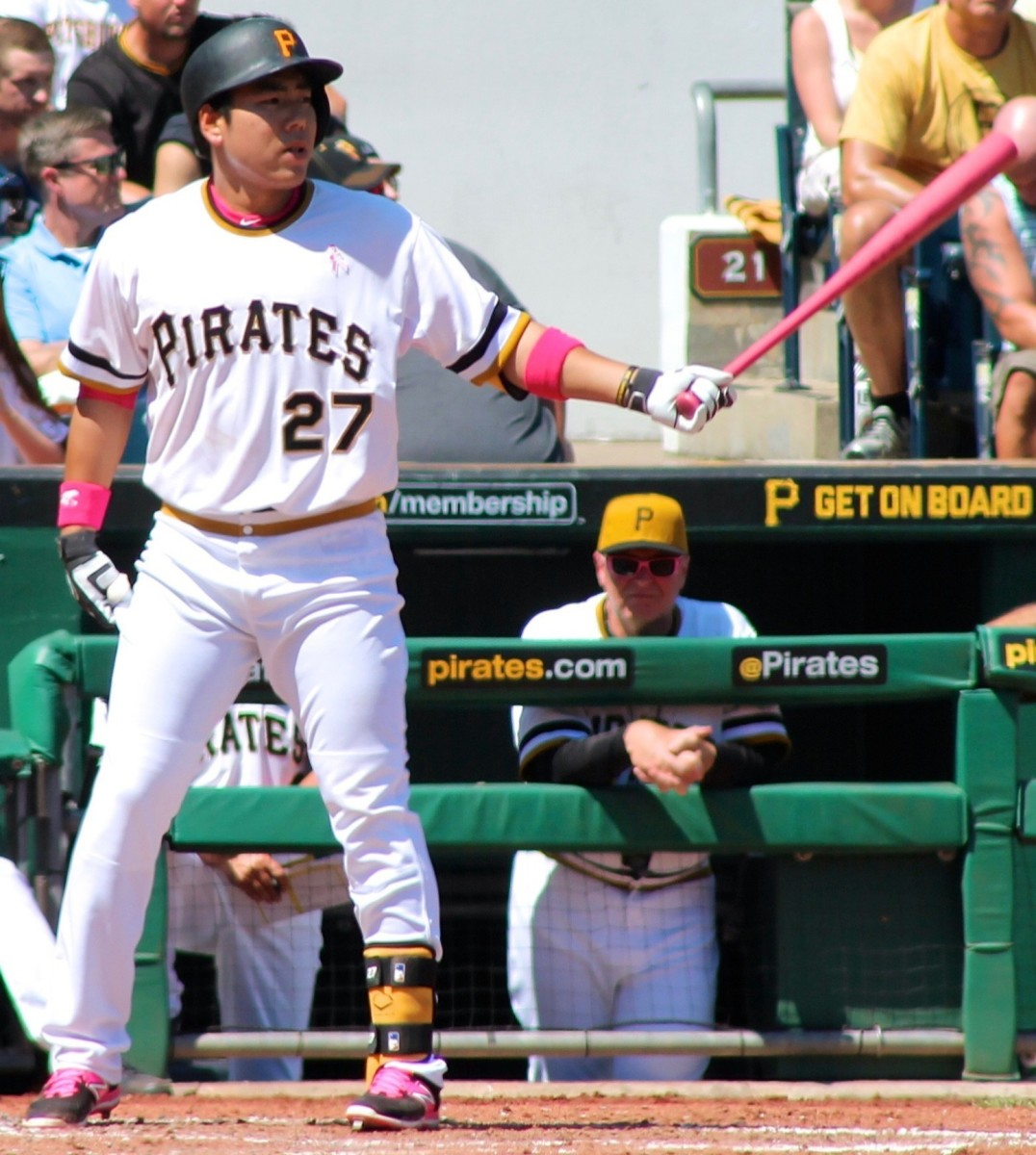 Though off-the-field problems plagued Jung-Ho Kang, he is still one of the top players from Korea to play in the Majors.
