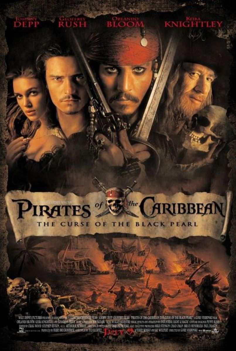 "Vault Movie Review: ""Pirates of the Caribbean: The Curse of the Black Pearl"""