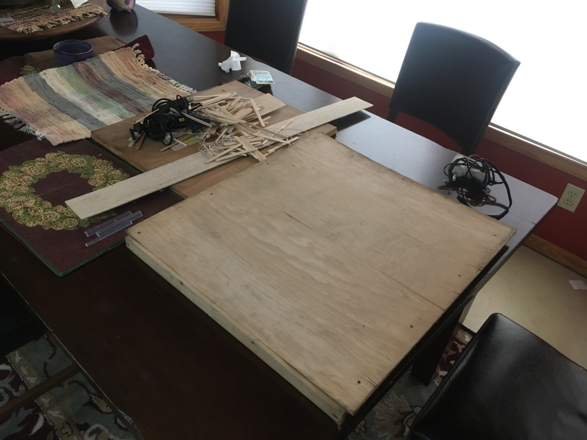 A picture of my workstation