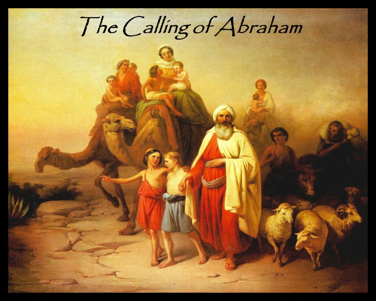 The Calling of Abraham (Abram)