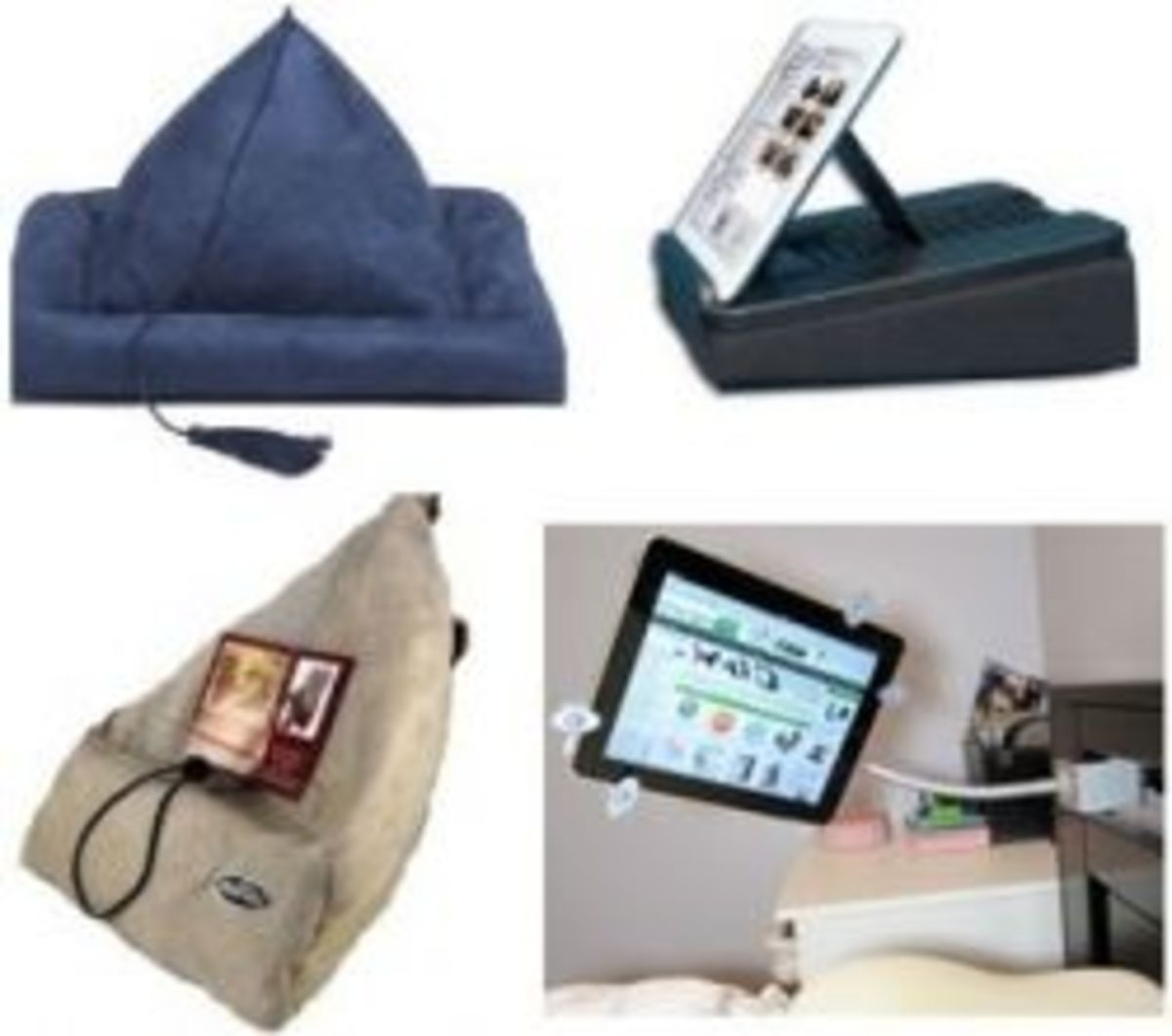 Kindle Fire Holders For Reading in Bed Hands Free