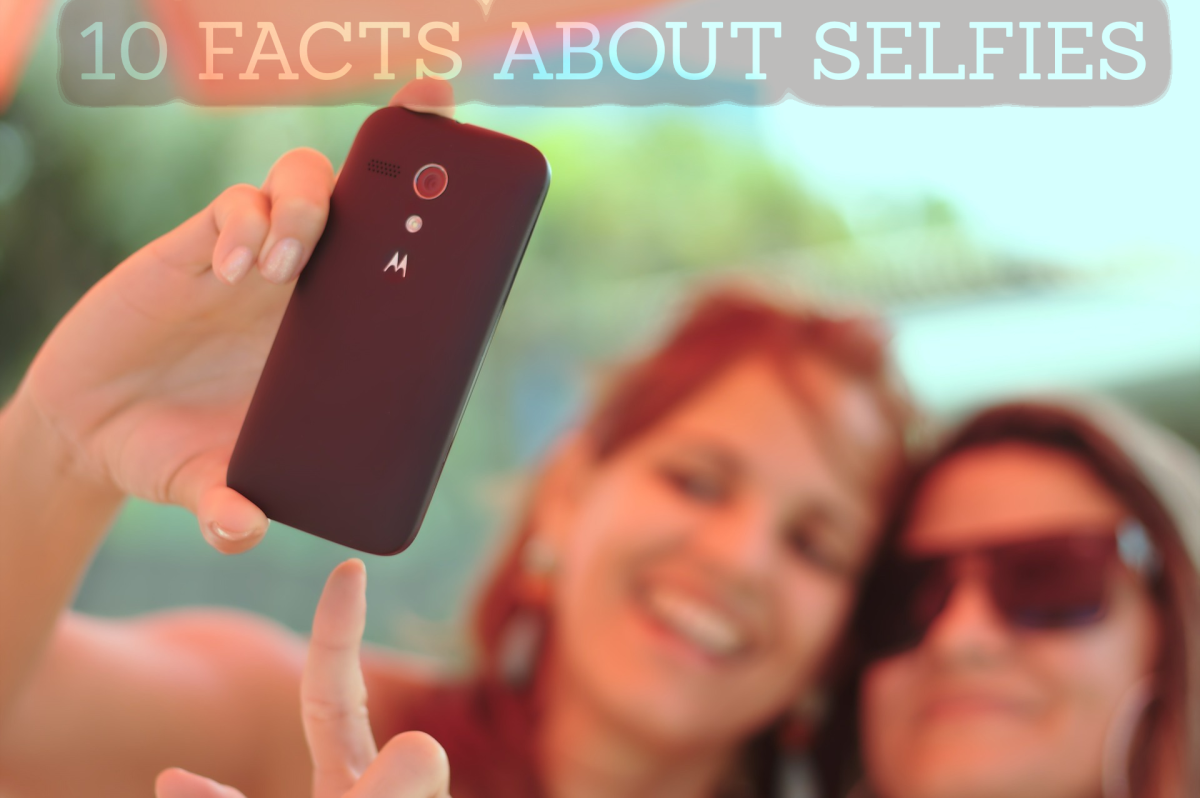 Selfie Facts: Love it or l-o-o-o-v-e it?!
