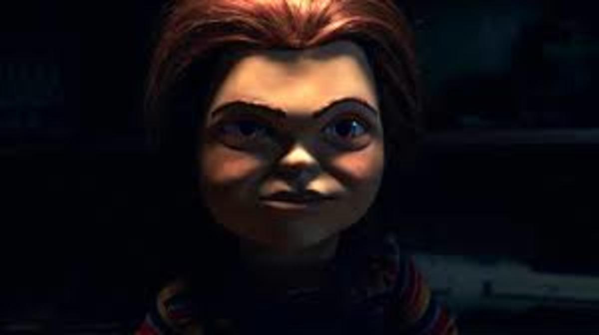 New improved A.I. Chucky