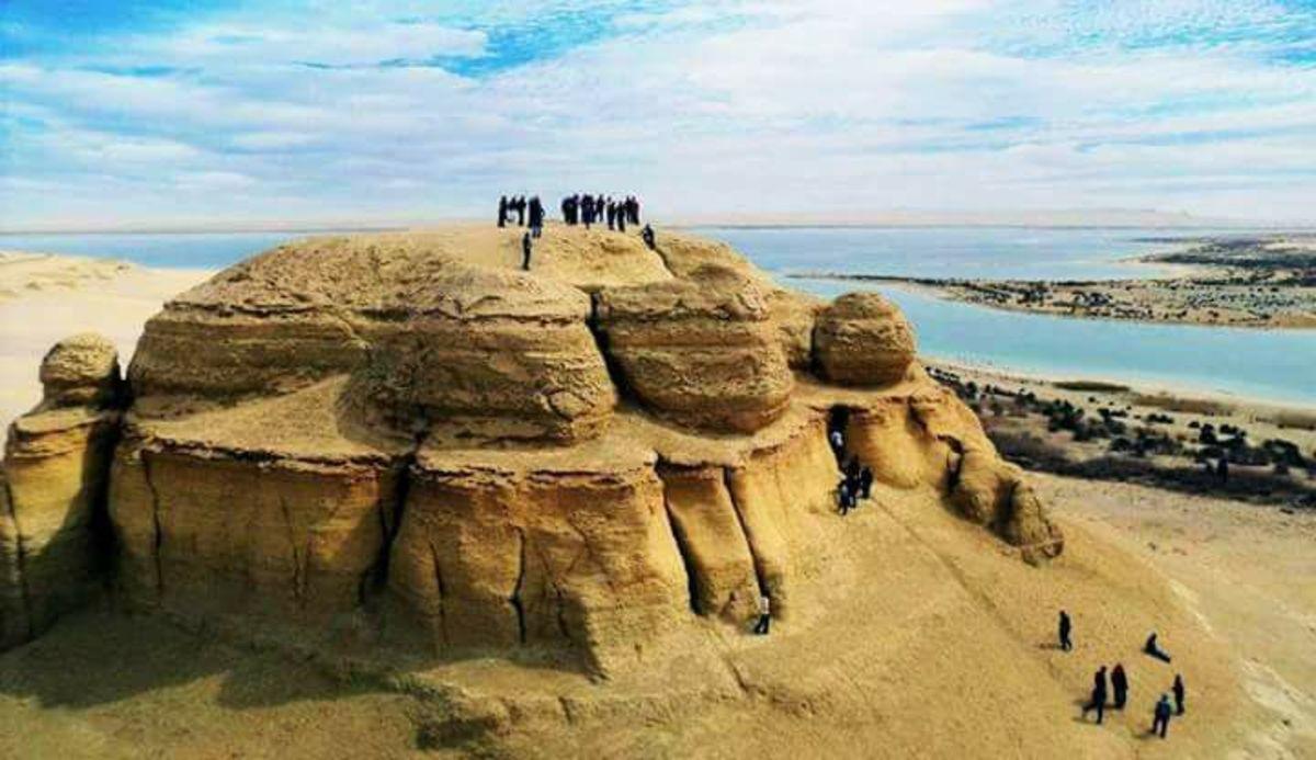 Jabal Al Madwera.