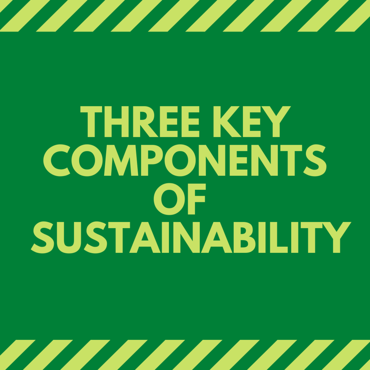 Learn more about sustainability in this article.