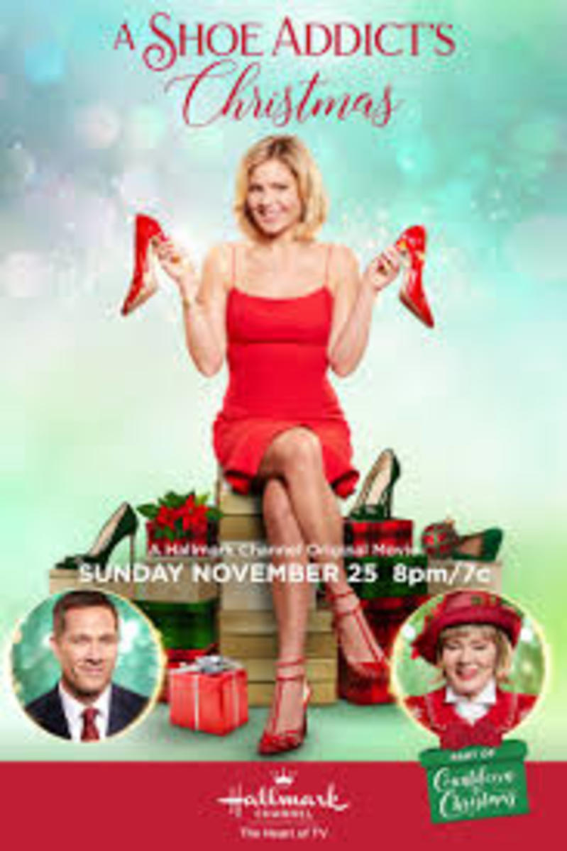 A Shoe Addict's Christmas the movie