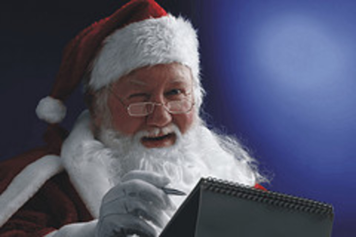 Should you buy a Christmas letter from Santa or print your own? There are pros and cons.