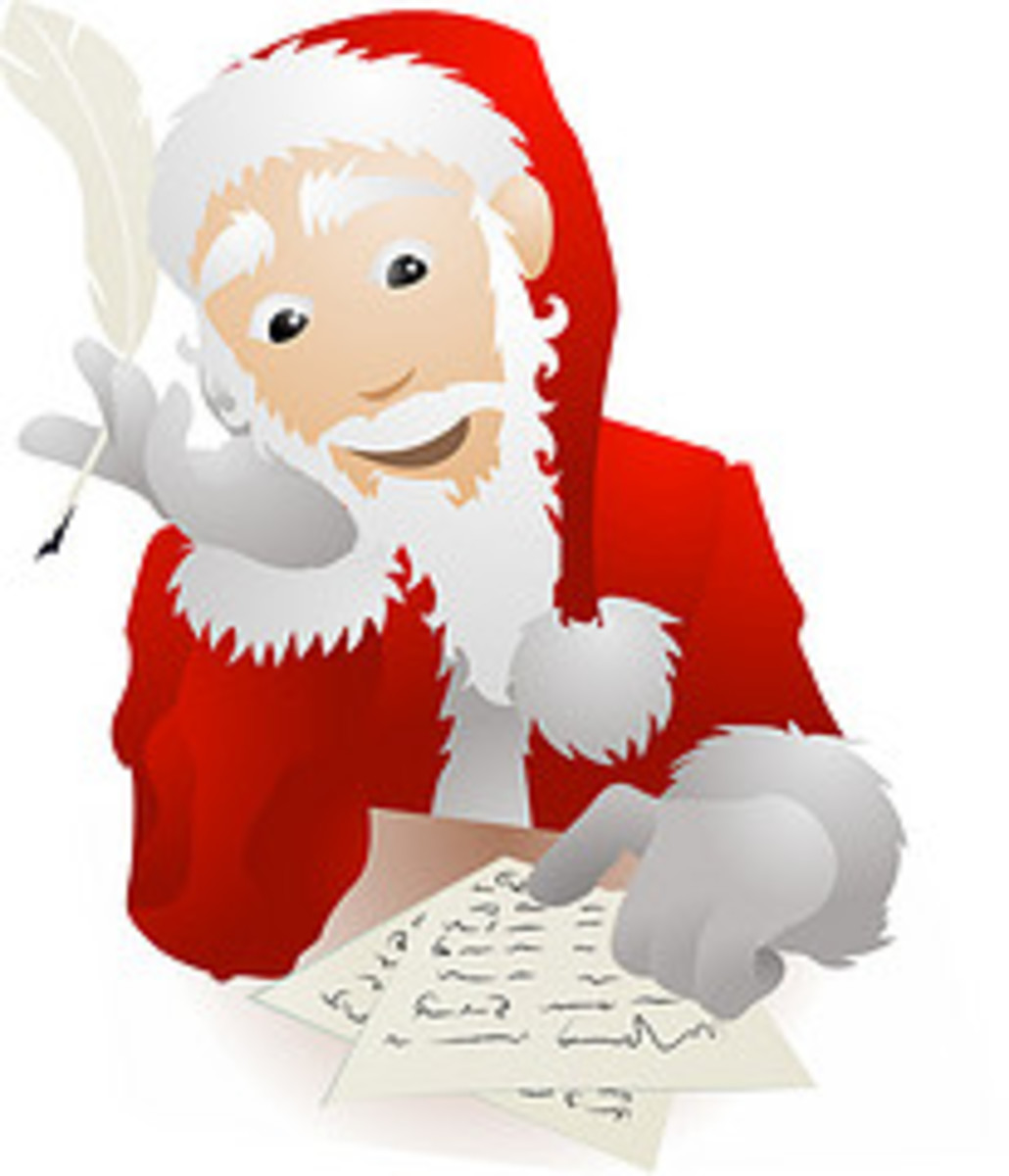 Printable Santa letters also have pros and cons.