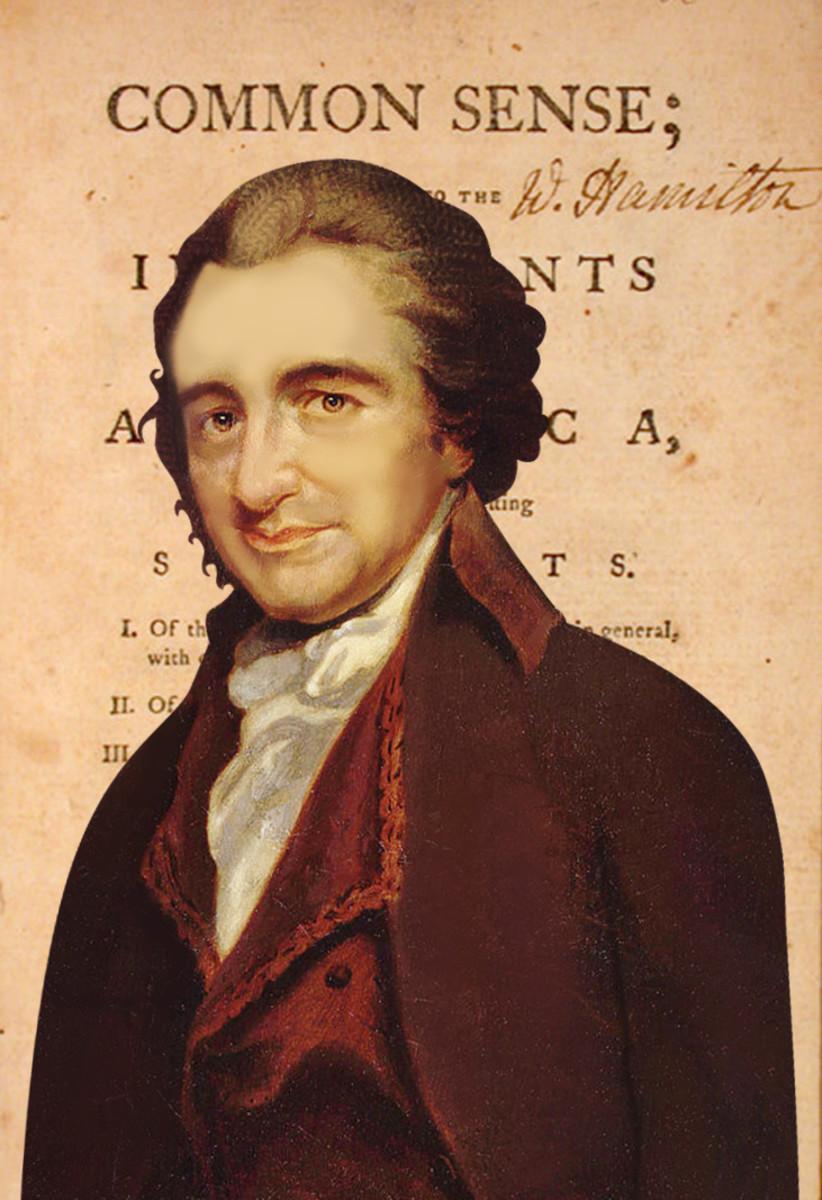 "Thomas Paine and ""Common Sense"""