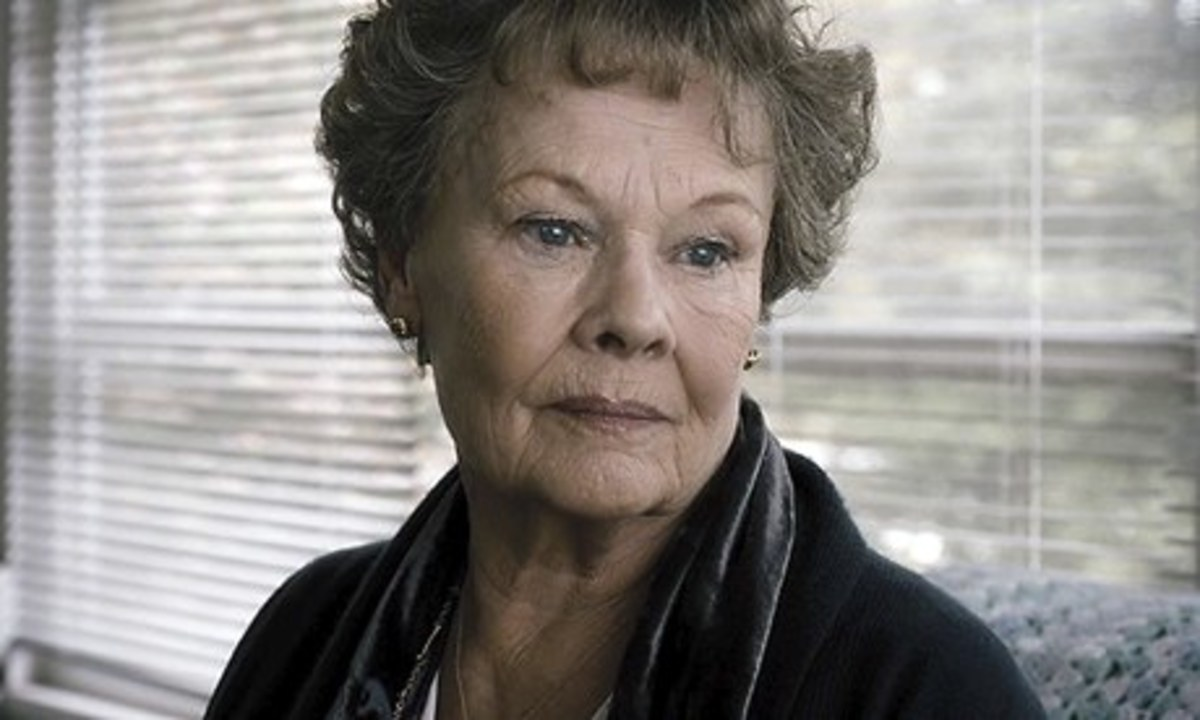 Judi Dench (Philomena)