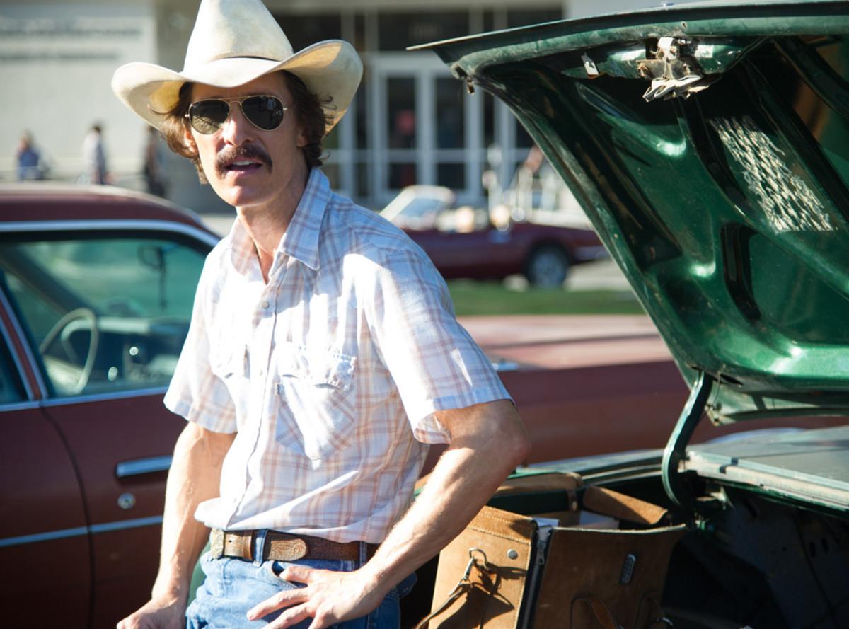 Matthew McConaughey (Dallas Buyers Club)