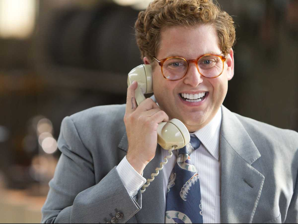 Jonah Hill (The Wolf of Wall Street)