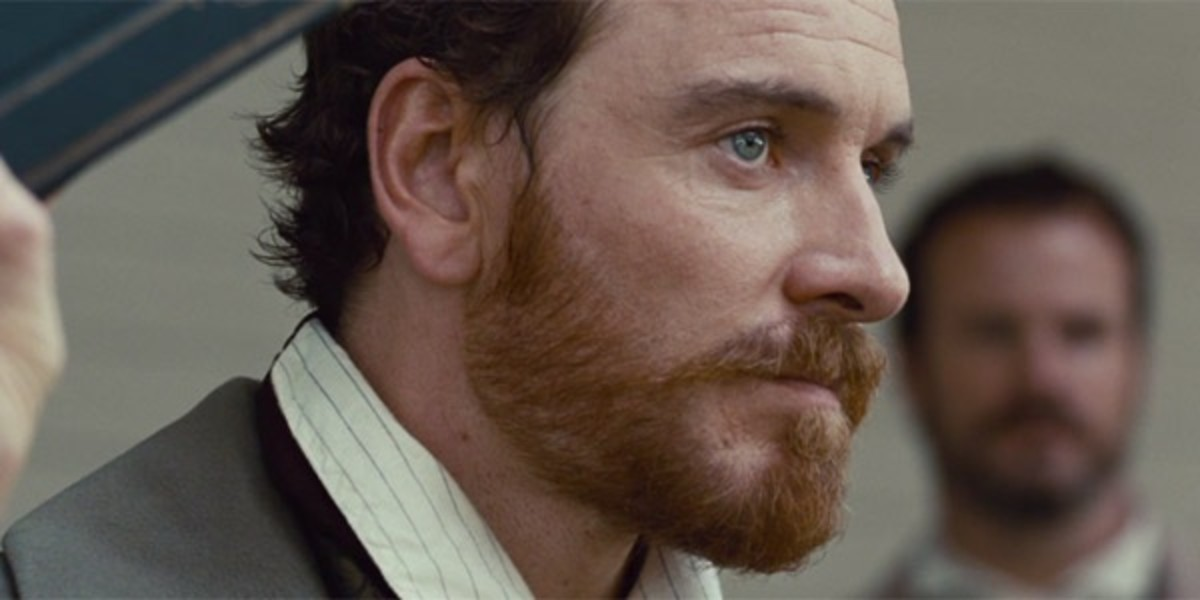 Michael Fassbender (12 Years a Slave)