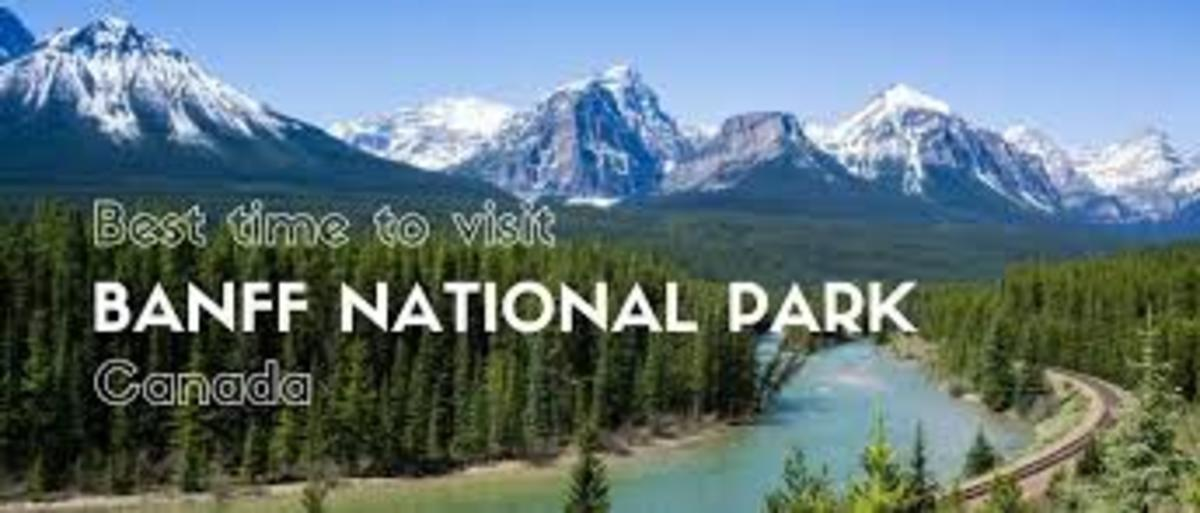 Banff Natl Park, Canada