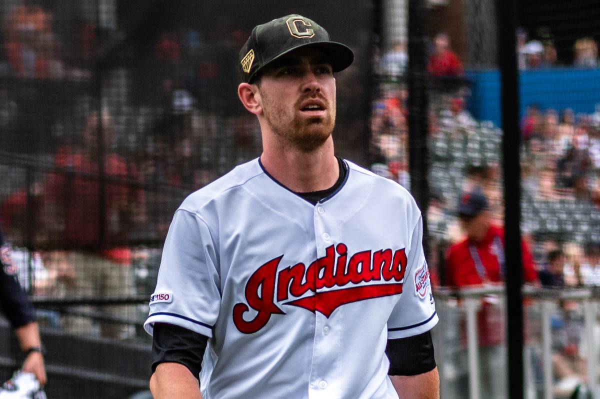 Shane Bieber won the Triple Crown and the Cy Young Award in his third year in the majors.