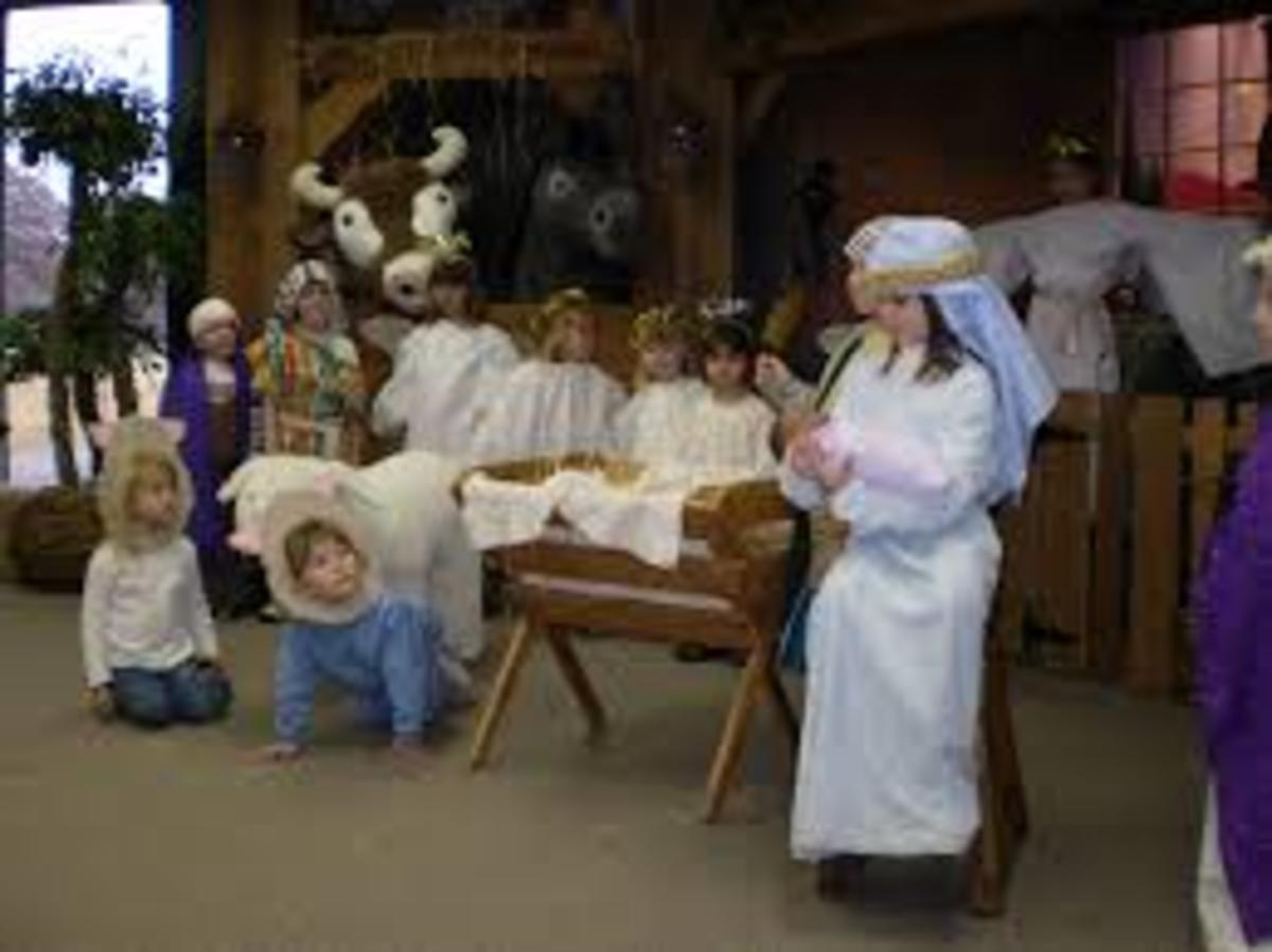 Funny Nativity Play Anecdotes - Part 1