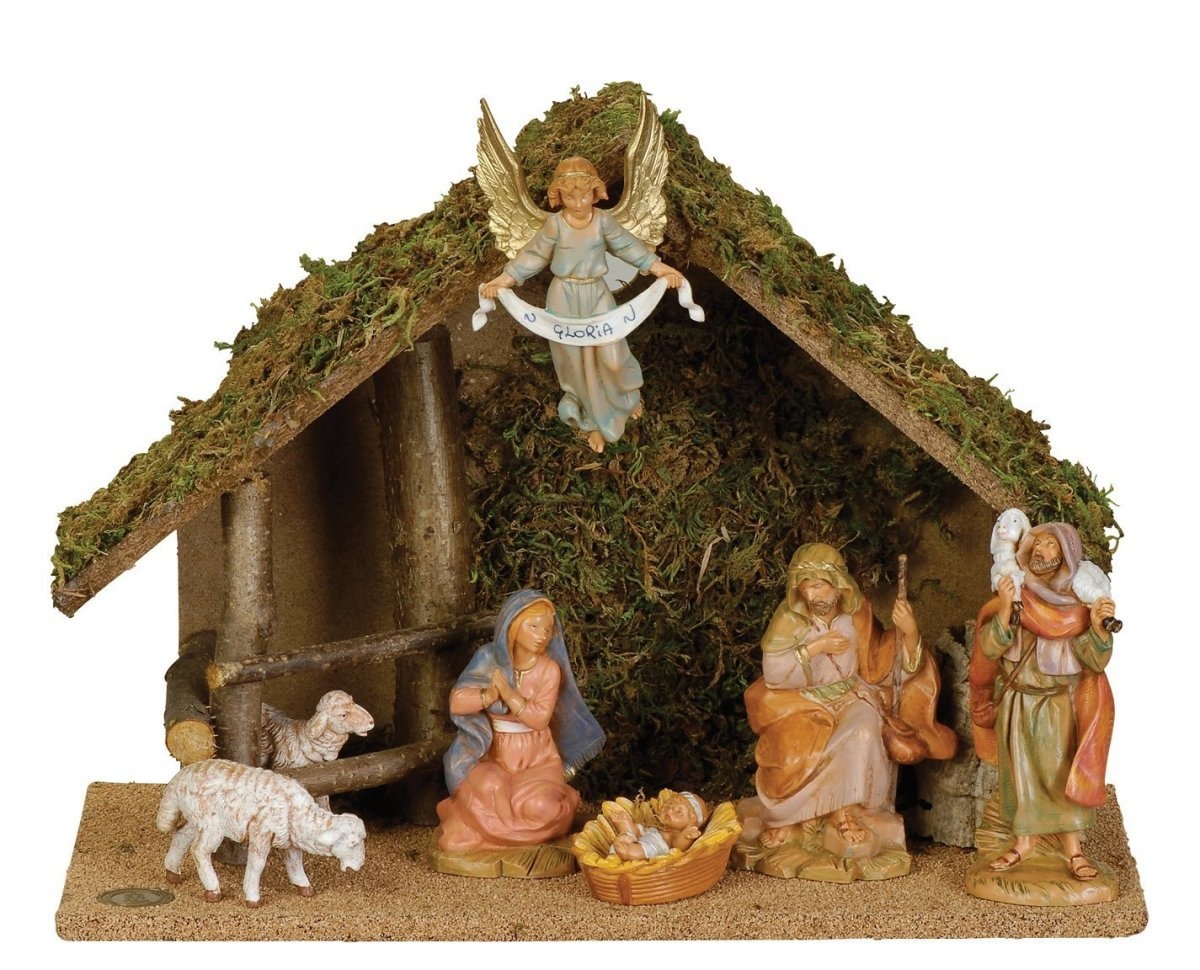 Most Beautiful Christmas Heirloom Nativity Fontanini Nativity Set