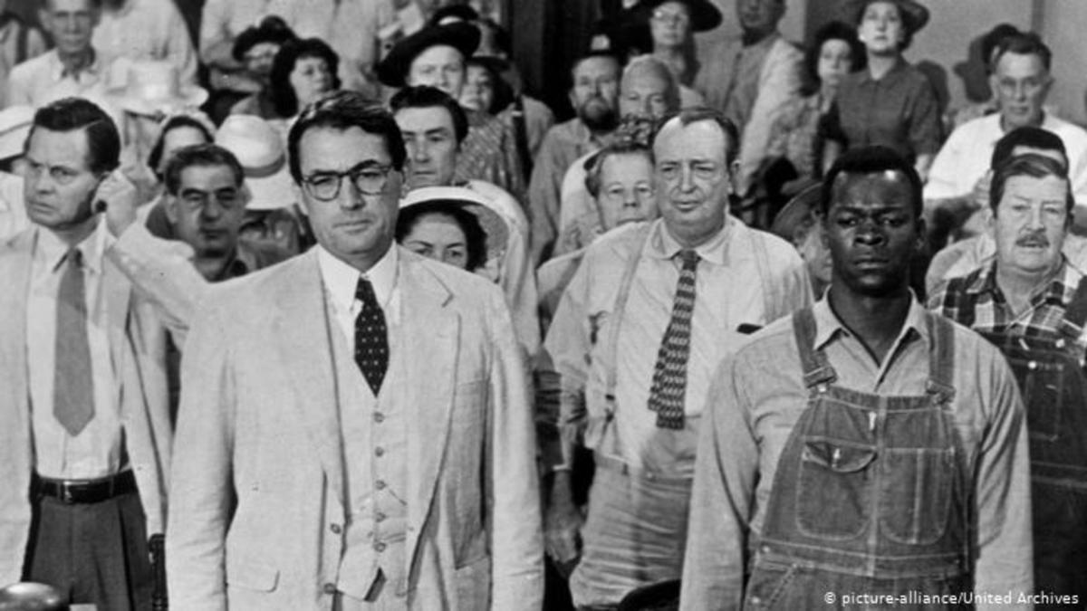 In 1961, Harper Lee's To Kill a Mockingbird was a best-selling book.