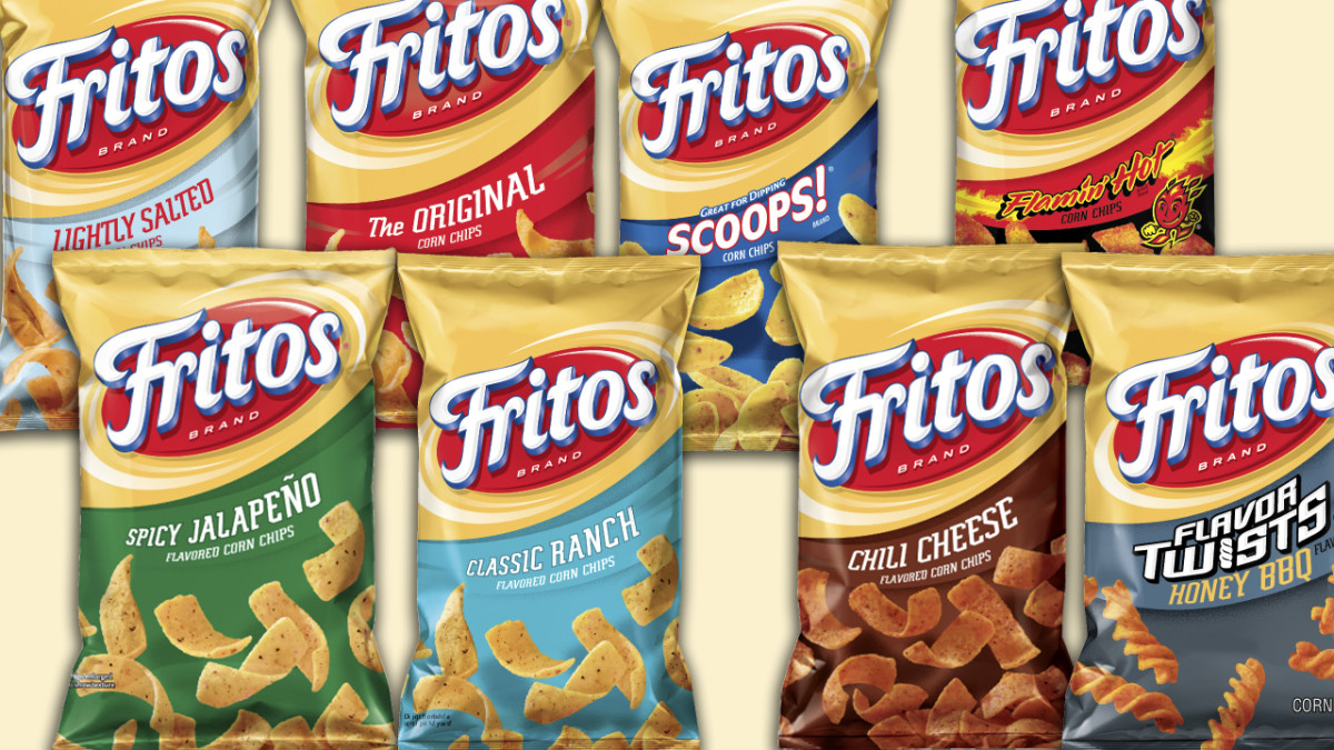 In 1961, Fritos corn chips—the iconic snack in a class of its own—first appeared in the marketplace.