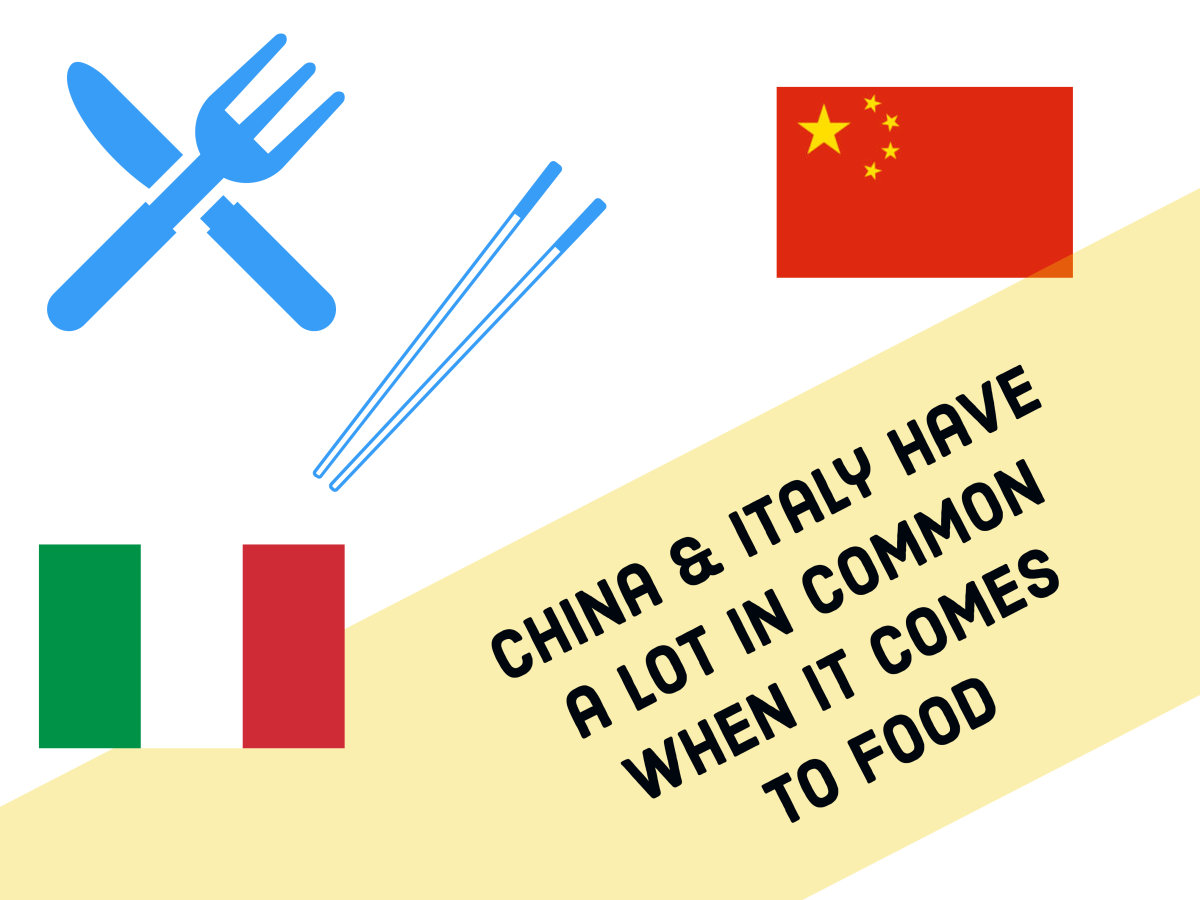 China & Italy Have a Lot in Common When It Comes to Food