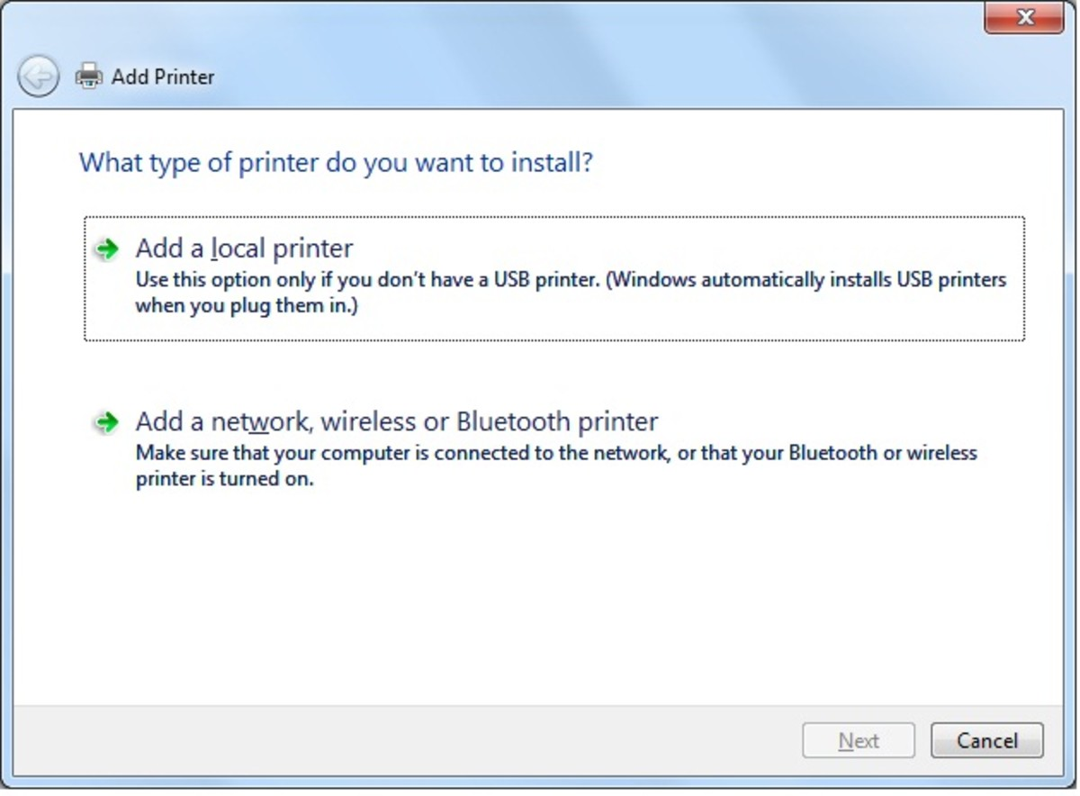 How to Install a Network Printer in ten seconds