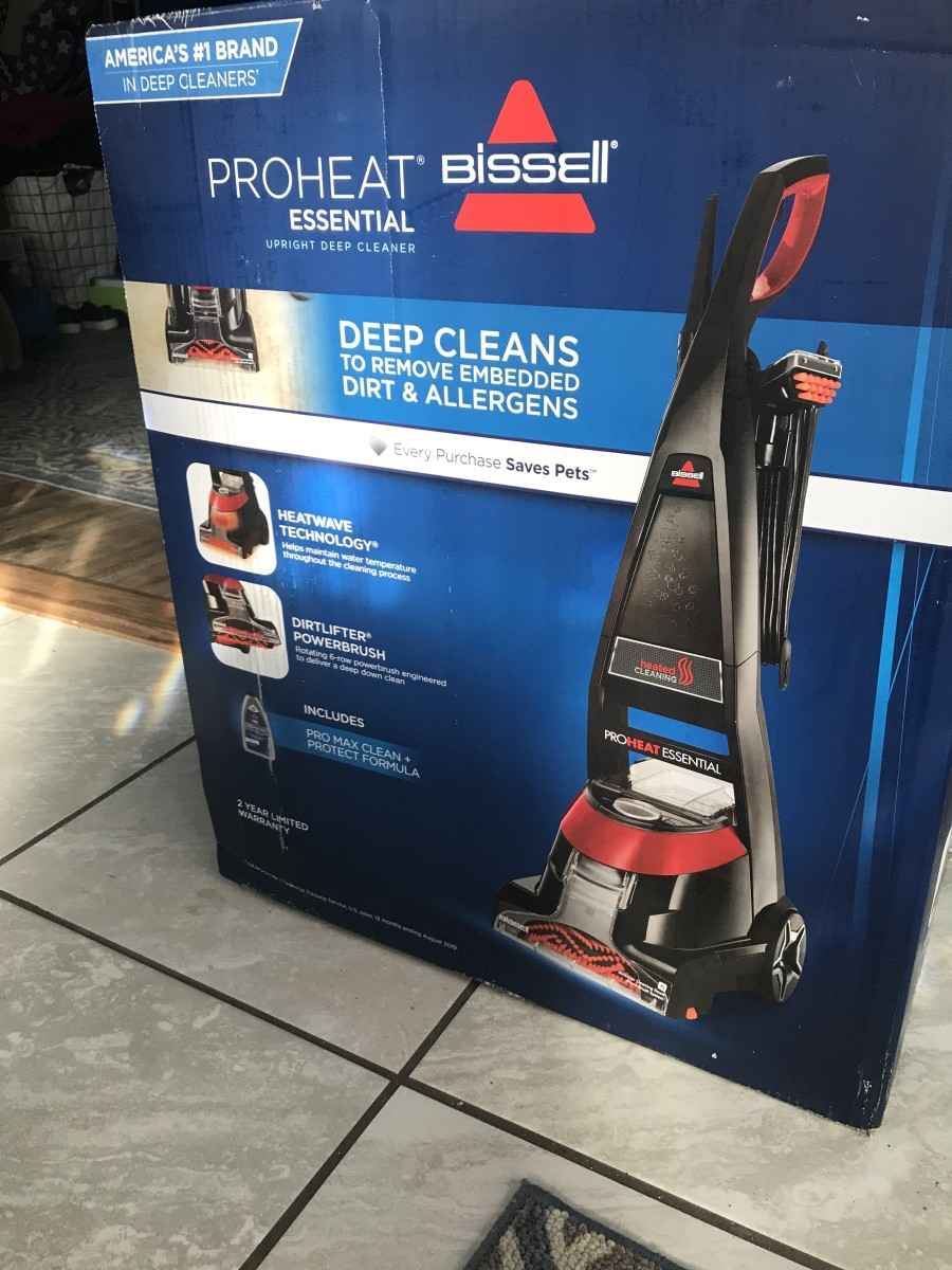bissell-proheat-essential-review
