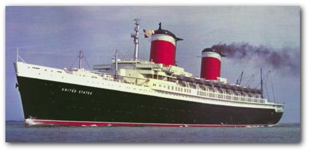The SS United States: Time is Running Out