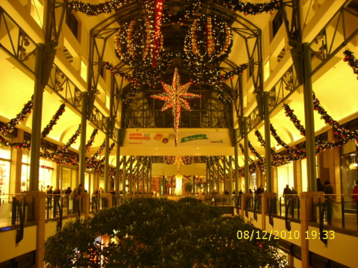 CENTRO Mall, Germany
