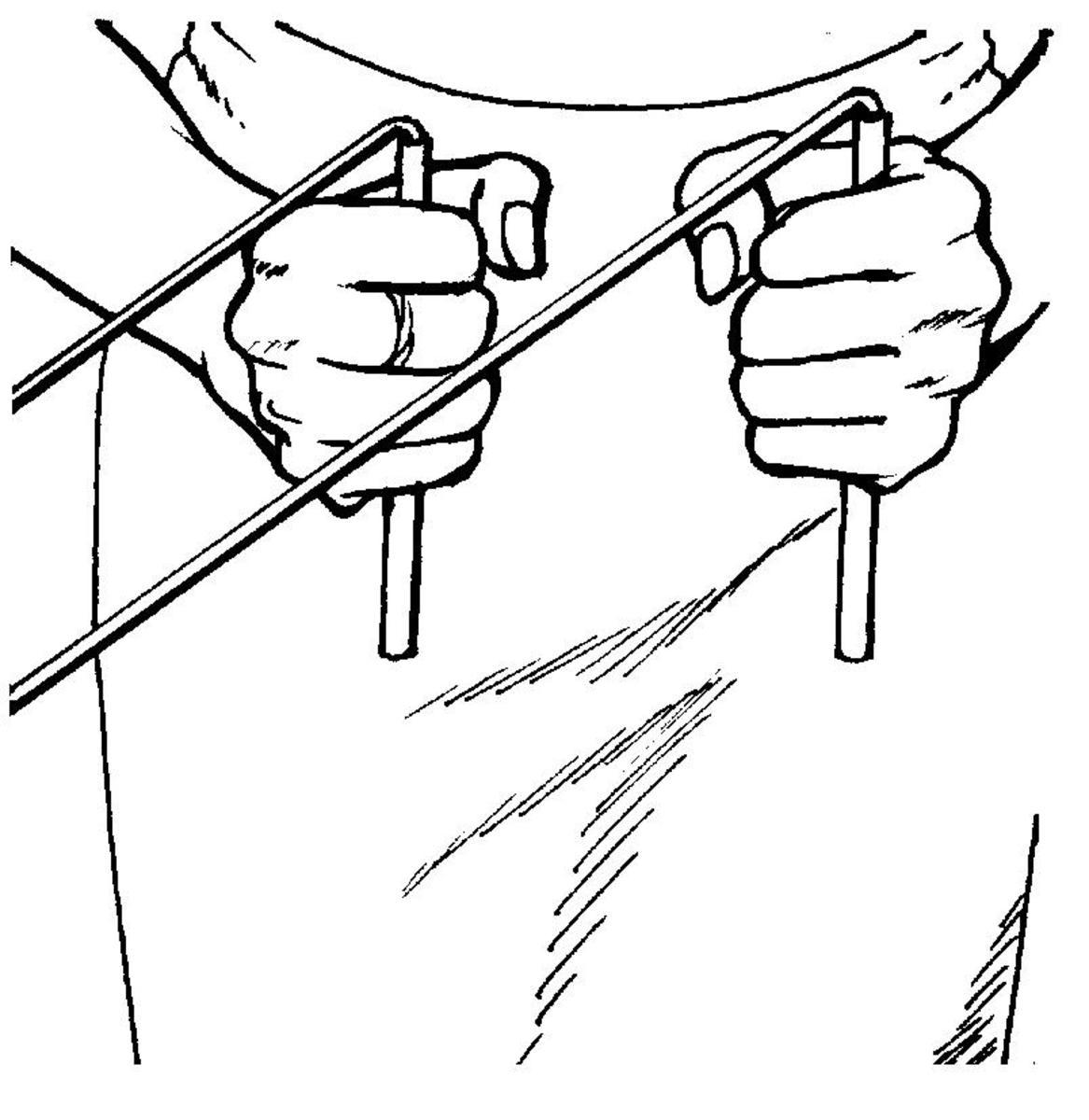 dowsing-for-earthlines