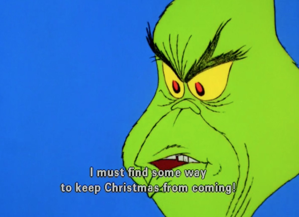 "Beware - The ""Christian"" Grinch's Seasonal Awakening Is At Hand."