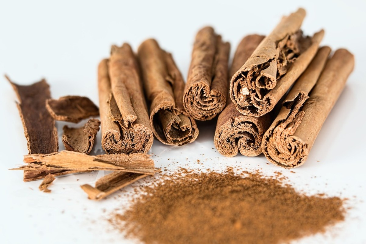 You can add cinnamon or other spices, to taste, if you like.
