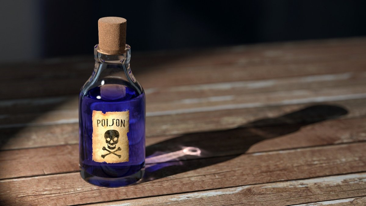 The Poison Aqua Tofana