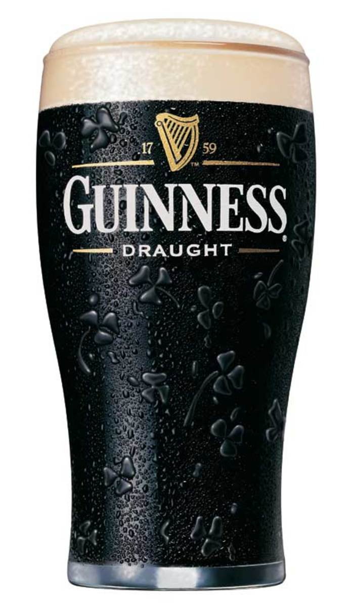 10 Great Facts about Guinness!