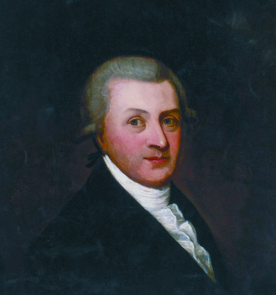The founding brewer, Arthur Guinness.