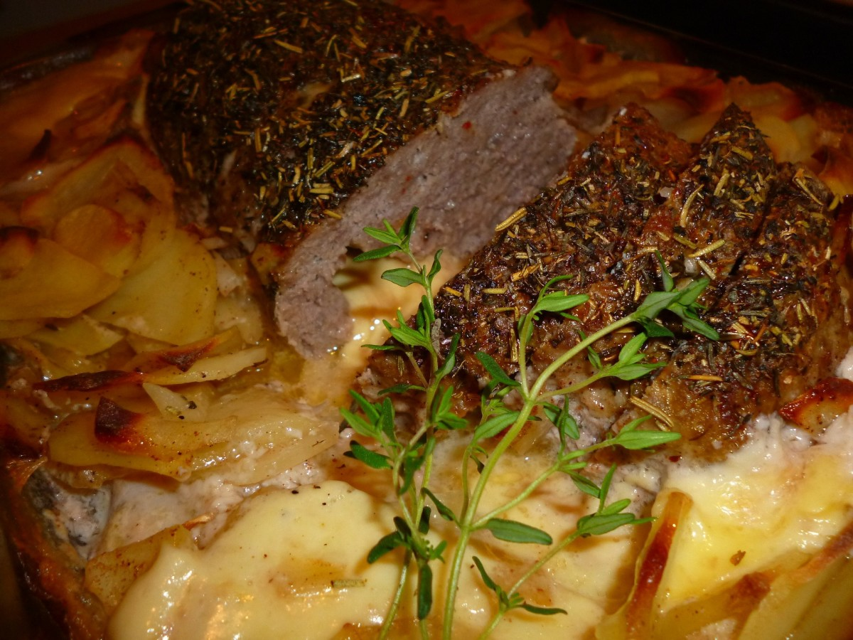 Meatloaf Recipe – For Festivus Holiday or Any Other Time, Variations for All of Us