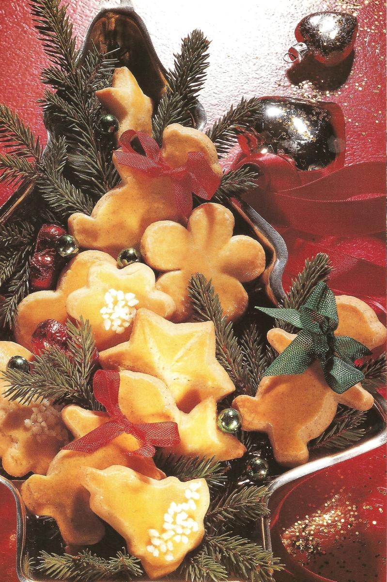 Switzerland's most popular Christmas Cookie