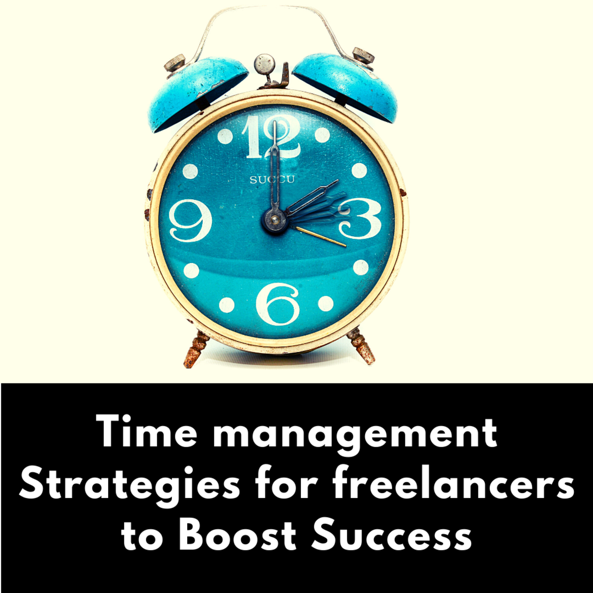 4 Essential Time management Strategies for Freelancers to Boost Success