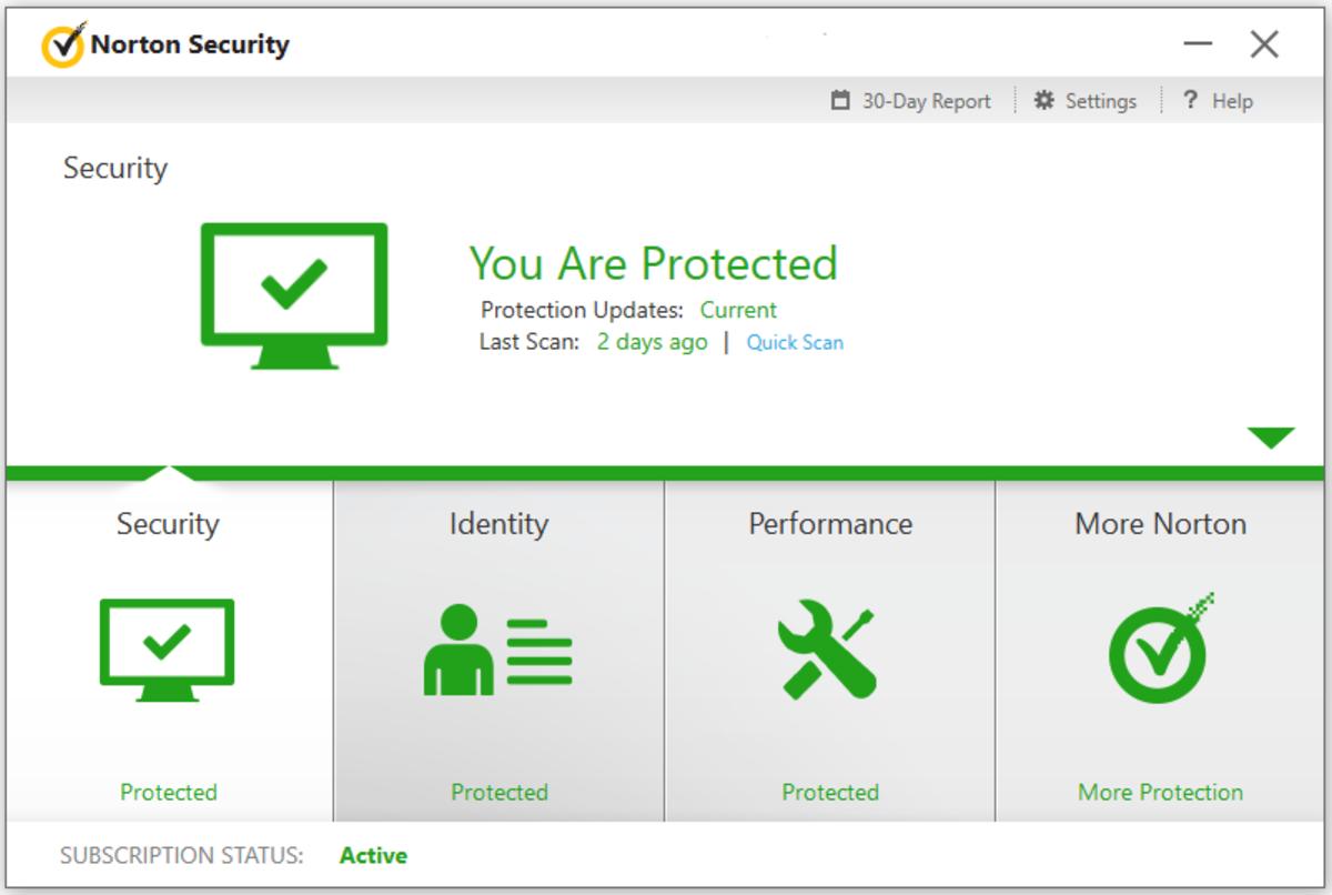 Norton Security Features 2016