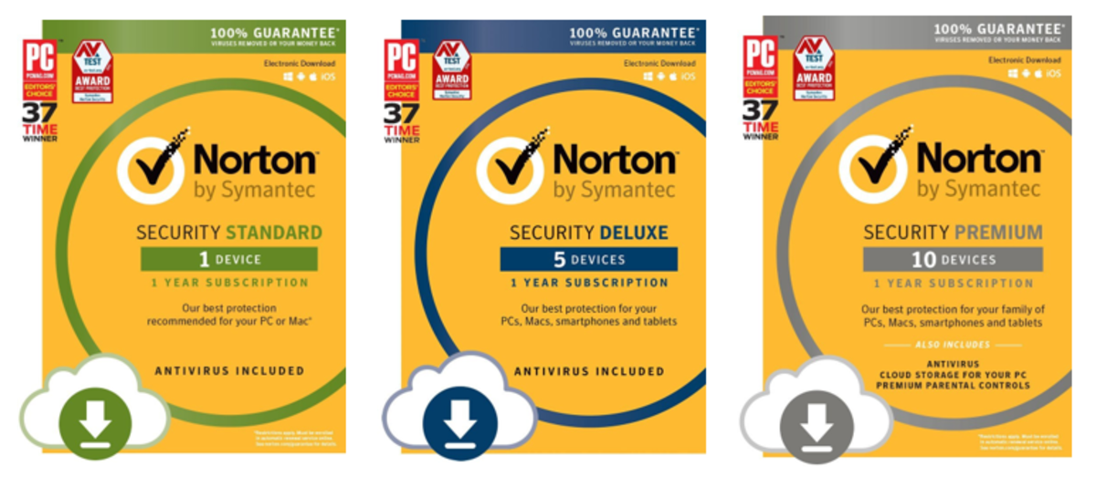 Norton PC, Internet Security and Anti Virus Protection