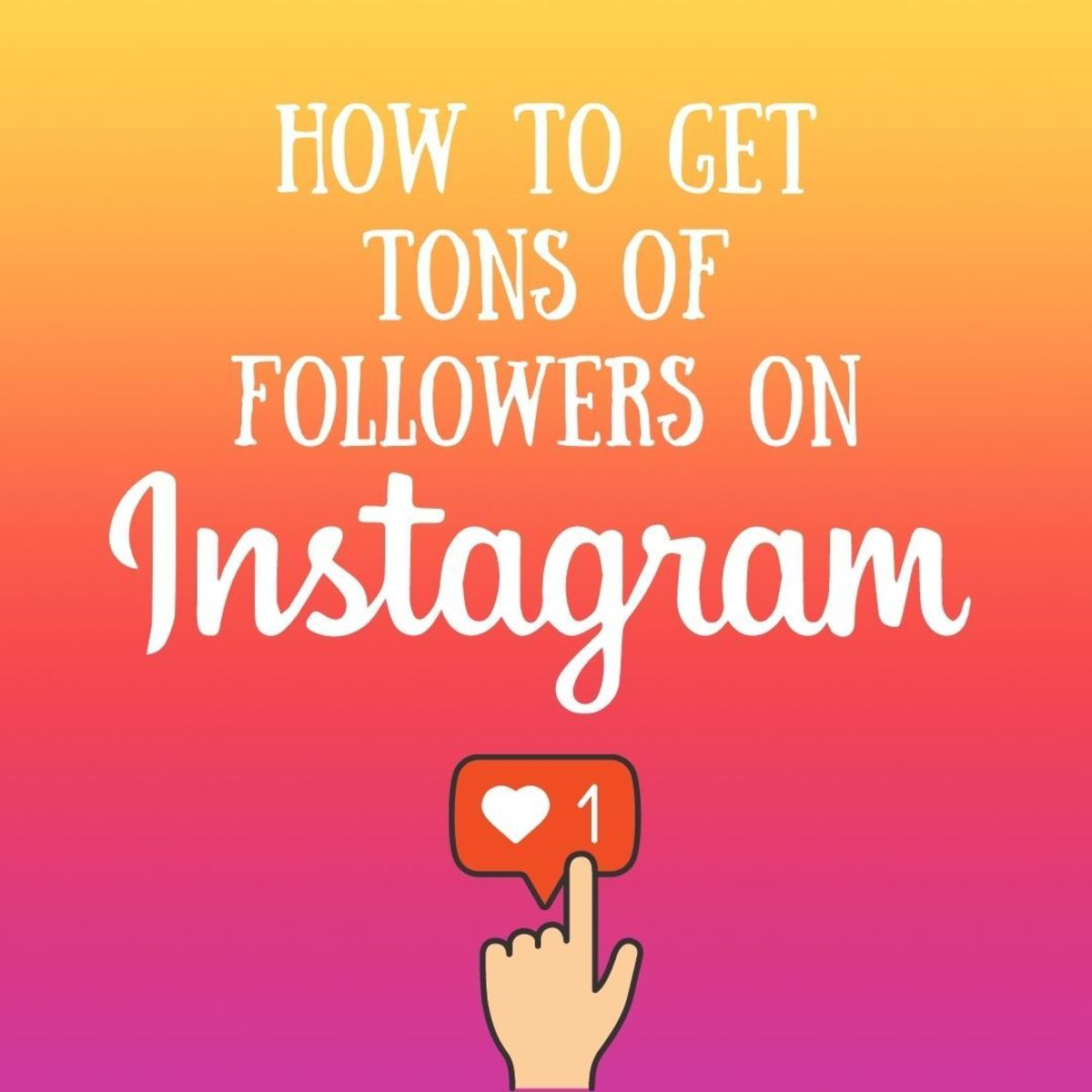Learn how to gain a following on Instagram